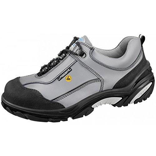 "Abeba 34875-44 talla 44 ""ESD-Crawler"" zapato seguridad bajo - gris/negro"