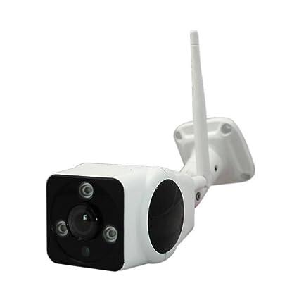 KDLD ® Sistema de seguridad WiFi de cámara IP con soporte de audio bidireccional Cámara de ...
