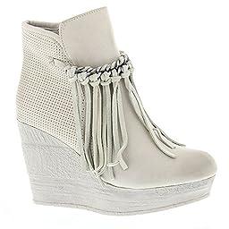 Sbicca Women\'s Zing Bone Boot 7 M