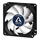 ARCTIC F8 PWM - 80 mm PWM Case Fan I Cooler with Standard Case | PWM-Signal regulates Fan Speed | Push- or Pull Configuration possible