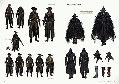 Image of Bloodborne Official Artworks
