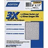 02628 9x11'' Prosand Sandsheet 120 Grit Sandpaper 100/Pk