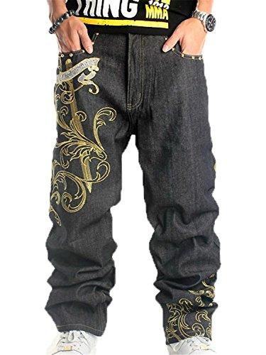 Denim Baggy Jeans - 8