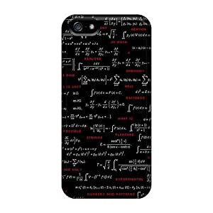 New Style MeSusges Math Forumlas Premium Tpu Cover Case For Iphone 5/5s