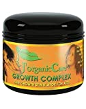 J'Organic Solutions Pomade (Hair Grease for Kids) Softer, shinier, healthier hair, with Lanolin, Sweet Almond Oil, Castor Oil & More