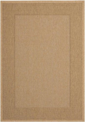 Safavieh Courtyard Collection CY7987-65A5 Grey and Cream Indoor/ Outdoor Area Rug (2' x 3'7