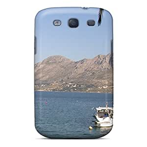 Ideal RogerKing Case Cover For Galaxy S3(cavtat 3), Protective Stylish Case