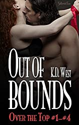 Out of Bounds: New Adult Erotic Romance (mfm and ffm threesomes, pegging, bondage)