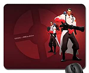 Team Fortress 2 - Medic Mouse Pad, Mousepad (10.2 x 8.3 x 0.12 inches)