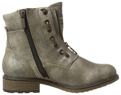 cheap sale official buy cheap affordable Mustang Women's 1264-605-258 Boots Grey (Titan) how much Be3OtRDJ