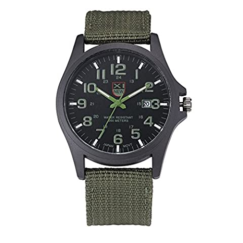 Fabulous XINEW 2016 mens army watches Date Stainless Steel Military Sports Analog Quartz Men watch - Oakley Ipod