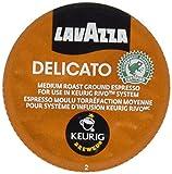 Lavazza Espresso Delicato Keurig Rivo Pack, 144 Count
