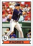 2016 Topps Archives Baseball #147 Travis Jankowski RC San Diego Padres