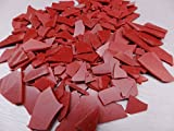 RUBY RED INJECTION WAX FREEMAN FLAKES JEWELRY LOST WAX CASTING WAXES 5 POUNDS (LZ 5.4 R BOX A) NOVELTOOLS