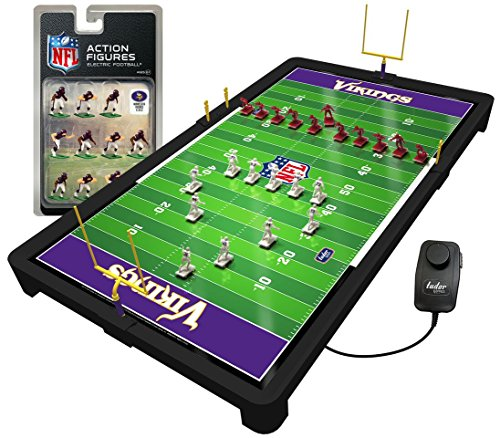 - Minnesota Vikings NFL Electric Football Game