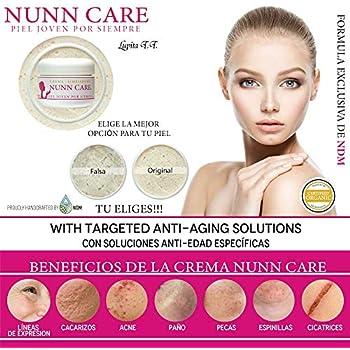 Crema Limpiadora Nunn Care y Jabon de Carbon Activado - Ingredientes 100% Naturales que limpian y sanan tu piel para que luzcas mas joven y tengas piel ...