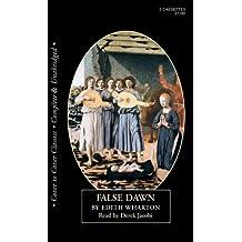 False Dawn by Edith Wharton (2000-09-04)