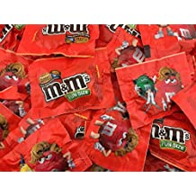 M&M's Peanut Butter, Fun Size Candy, Bulk Pack 50-ct (Pack of 2 Pounds)