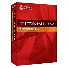 Titanium Antivirus + 1 User French and English (bilingual software)