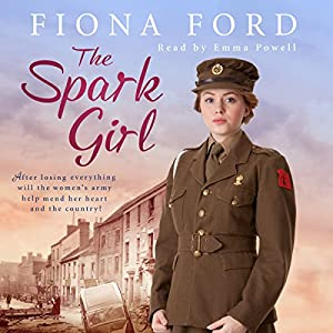 The Spark Girl Audiobook