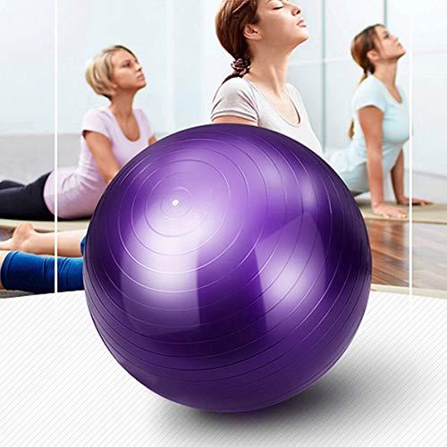 Ball Pilates Aptitud con Espesar Antideslizante Pesas con Utilidad Entrenamiento de Ball la Balance Fitness Flexibilidad para tapón Bomba Yoga Ejercicio PVC la Deportes el E0xTdpE