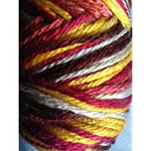 Caron Simply Soft Baby Yarn, 4 oz, Sunset, Single Ball
