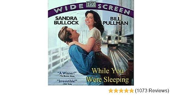 Amazon com: While You Were Sleeping [Laserdisc] [Widescreen