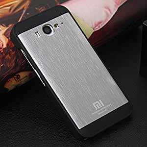 Dual Color PU PC Protective Case For Xiaomi M2 2S