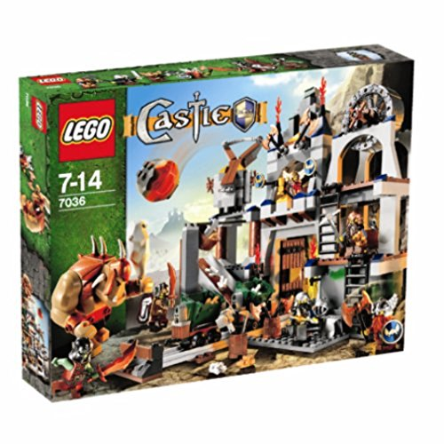 LEGO Castle 7036 - - - Zwergenmine 6bf95c