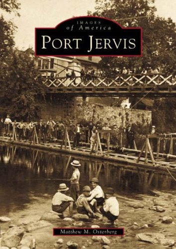 Port Jervis (NY) (Images of America)