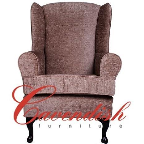 Cavendish Furniture - Silla ortopédica, Chenilla, Beige ...