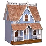 Greenleaf The Arthur Wooden Dollhouse Kit Victorian Cottage Made In USA
