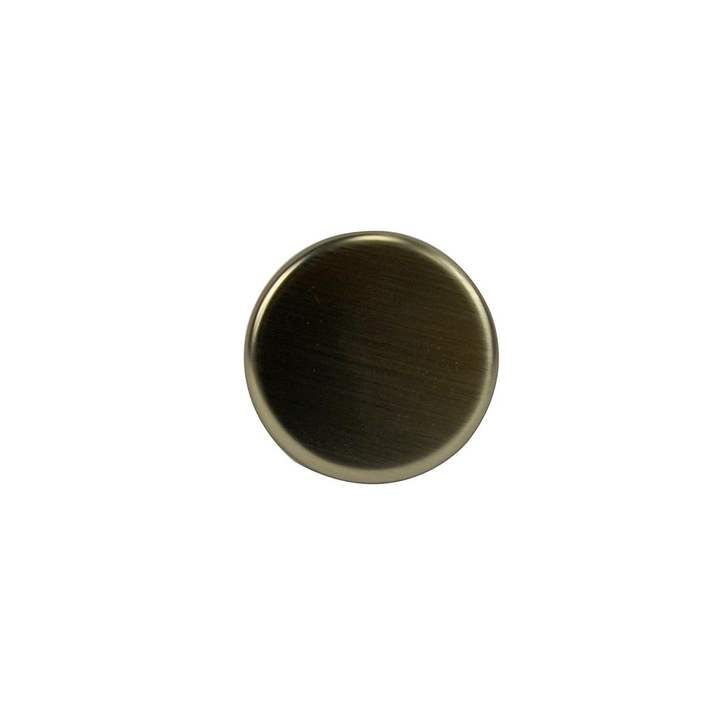 1-3//4-Inch 3-Pack DANCO Rust Resistant Sink Hole Cover 89478P Brushed Nickel Finish