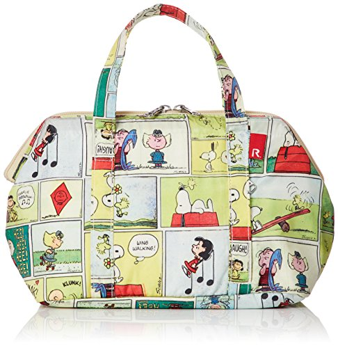 Peanuts Snoopy Insulated cold lunch tote bag Thermo keeper 44590
