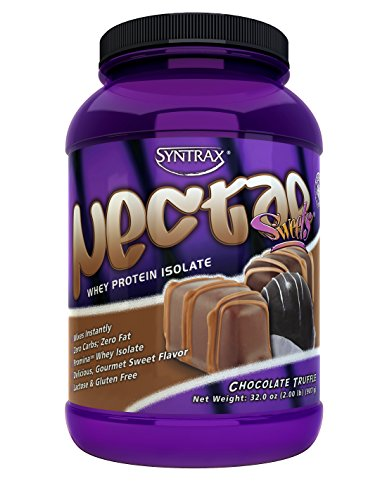- Syntrax, Nectar Sweets, Chocolate Truffle, 2 lb