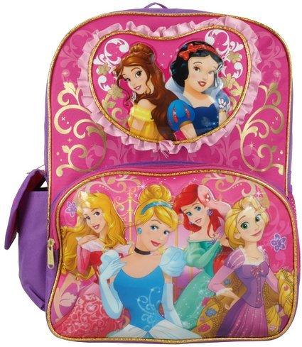 Disney Princess 16 Large Backpack