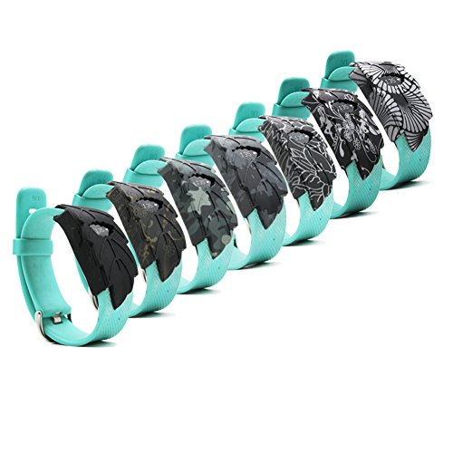 Budesi Band Fitbit Designer Protector Accessories