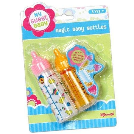 Magic Baby Bottle Play Set Doll Accessory Pretend Play NEW M