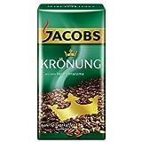 Jacobs Krounung Ground Coffee - 1 case (12x 500 g)