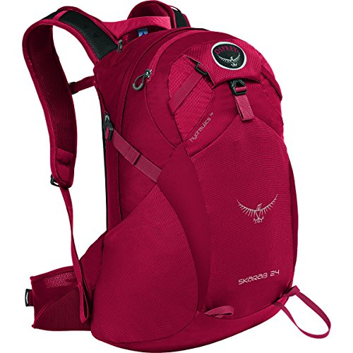 Osprey Packs Skarab 24 Hydration Pack - 1343-1465cu in Inferno Red, M/L