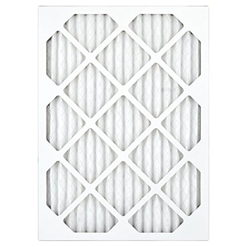AIRx Filters Allergy 16x22x1 Air Filter MERV 11 AC Furnace Pleated Air Filter Replacement Box of 6, Made in the USA
