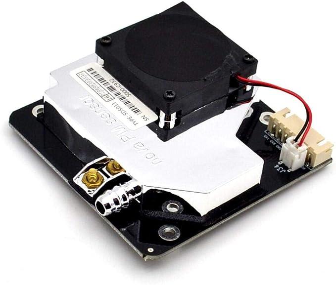Lâ Vestmon partículas Sensor PM Sensor sds011 Alta precisión Polvo ...