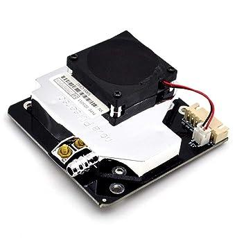 Lâ Vestmon partículas Sensor PM Sensor sds011 Alta precisión Polvo Sensor PM2.5 PM10 Calidad del Aire sdetektion: Amazon.es: Electrónica