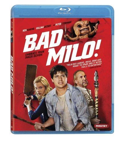 Bad Milo! [Blu-ray] by Magnolia Home Entertainment