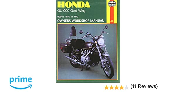 Honda gl1000 gold wing 1975 79 owners workshop manual haynes honda gl1000 gold wing 1975 79 owners workshop manual haynes 9780856967108 amazon books fandeluxe Images