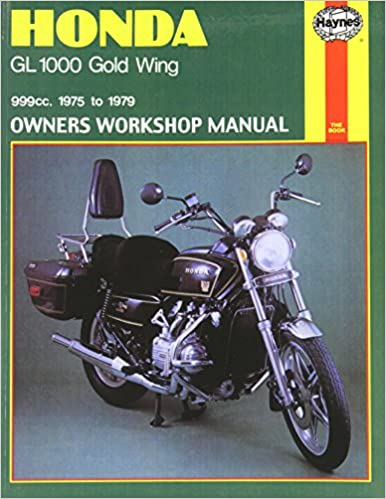 Honda gl1000 gold wing 1975 79 owners workshop manual haynes honda gl1000 gold wing 1975 79 owners workshop manual 1st edition fandeluxe Gallery