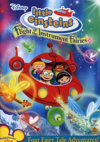 Disney Little Einsteins - Flight of the Instrument Fairies (Disney Store Fairies)