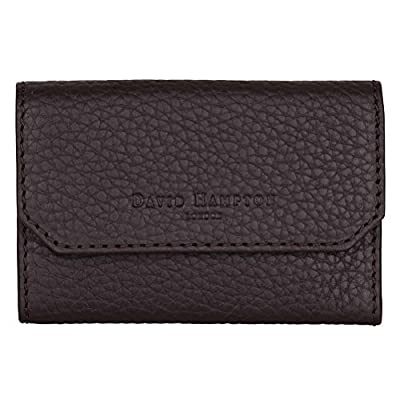 David Hampton Richmond Leather Key Case