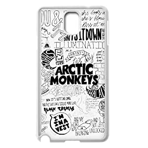 Samsung Galaxy Note 3 N9000 Case Cell phone Case Arctic Monkeys Plastic Asrm Durable Cover