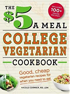 Easy vegetarian cooking 100 5 ingredients or less easy the 5 a meal college vegetarian cookbook good cheap vegetarian recipes for when you forumfinder Images